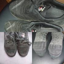 Ремонт кроссовок замена сетки
