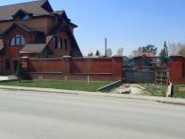 Продам земельный участок в черте Новосибирска с готовым цокольным этажом   фото 2 из 6