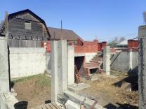 Продам земельный участок в черте Новосибирска с готовым цокольным этажом   фото 4 из 6