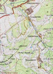 Срочно Участок ЛПХ в горной местности, центр Крыма 2 га с озером | фото 3 из 4