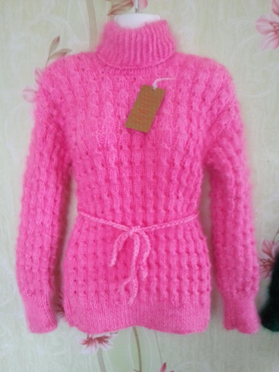 пуховые свитера | фото 1 из 6