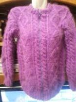 пуховые свитера | фото 4 из 6
