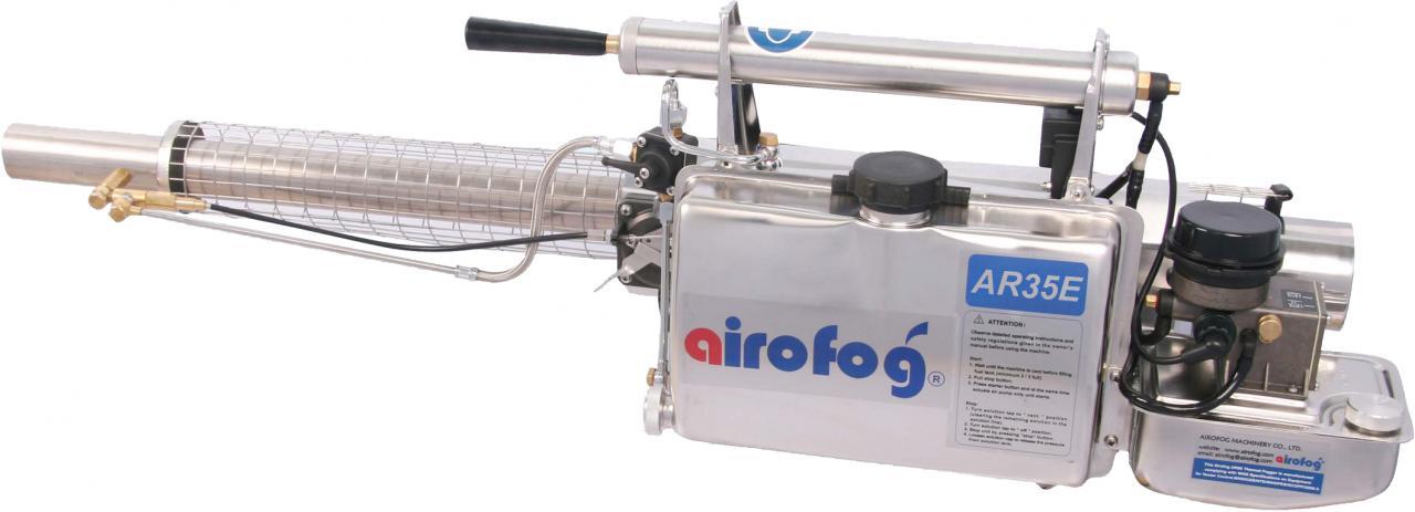 Генератор горячего тумана Аирофог ar35 е (airofog) Б/У | фото 1 из 1