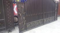 кованые ворота, перила, заборы, ограждения, навесы | фото 5 из 6