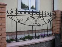 кованые ворота, перила, заборы, ограждения, навесы | фото 2 из 6