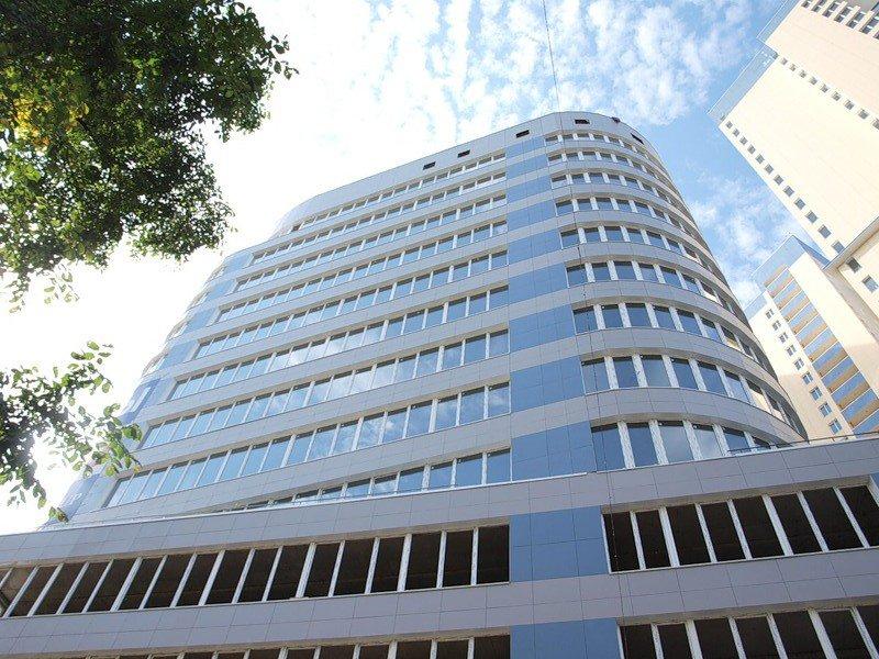 Сдается офис в БЦ ЭКО 227 кв.м  м. Семеновская   фото 1 из 2