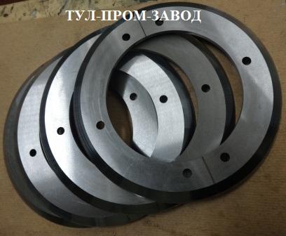 В наличии ножи для дробилок и гильотинных ножниц от завода производителя.    фото 1 из 2