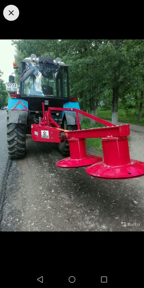 Услуги трактора    фото 1 из 1