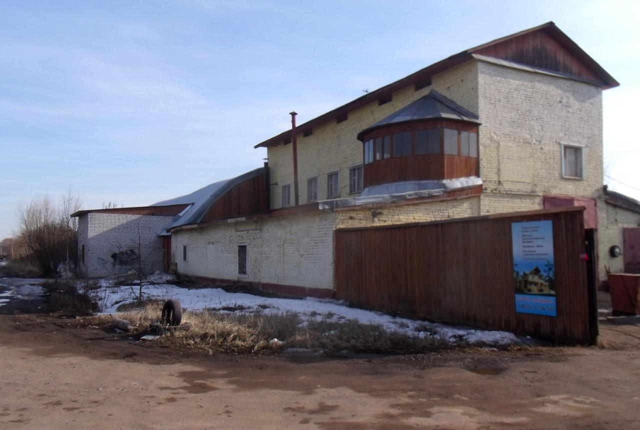 БАЗА производственно-складская с арендаторами  | фото 1 из 6