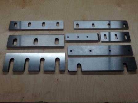 Ножи для дробилок | фото 1 из 1