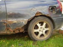 Ремонт сквозной ржавчины кузова авто без сварки | фото 5 из 6