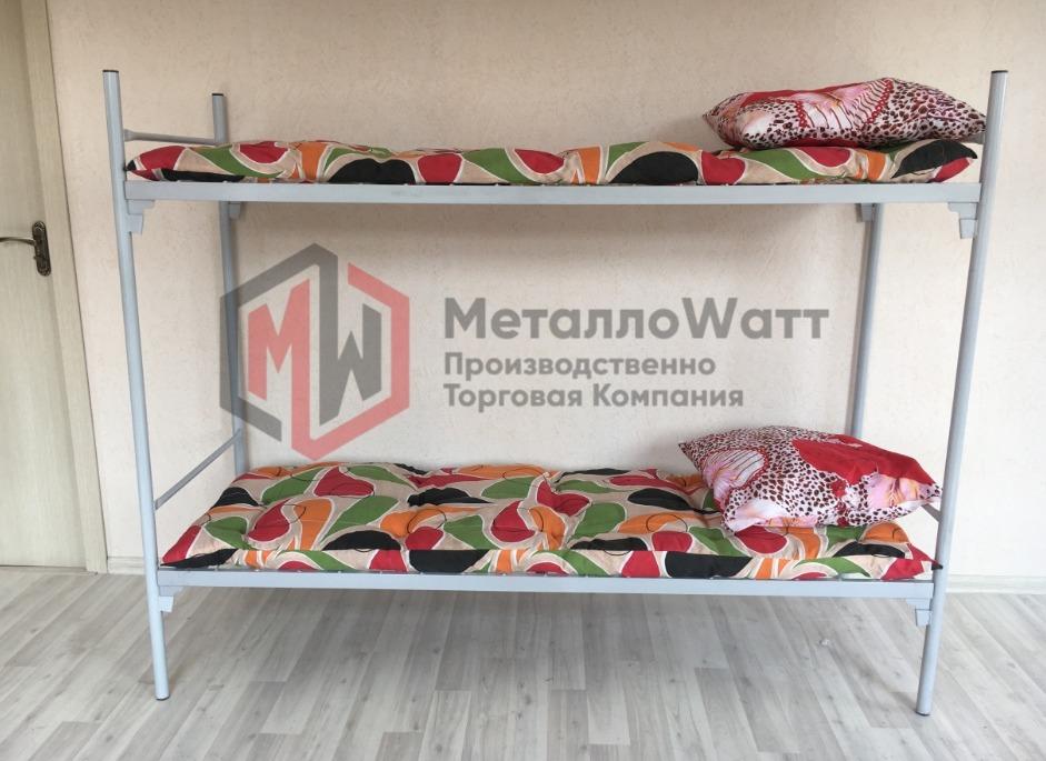 Металлические кровати двухъярусные   фото 1 из 6