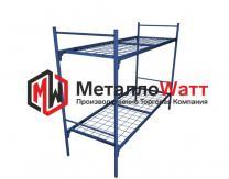 Металлические кровати двухъярусные   фото 4 из 6