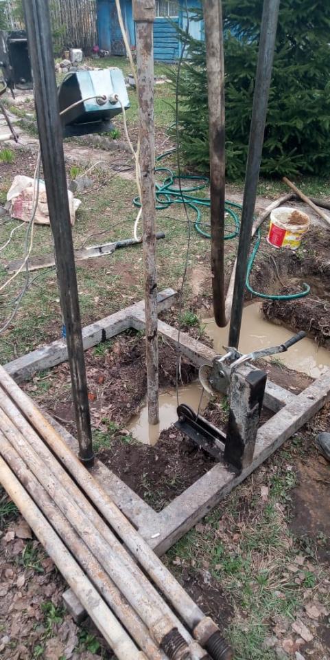 Бурение Скважин на воду   фото 1 из 1