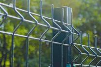 Производство и монтаж металлических ограждений: штакетник, 3д заборы, комплектующие (столбы, ворота, калитки, крепеж) | фото 4 из 5