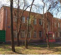 Отдельно стоящее здание г. Москва