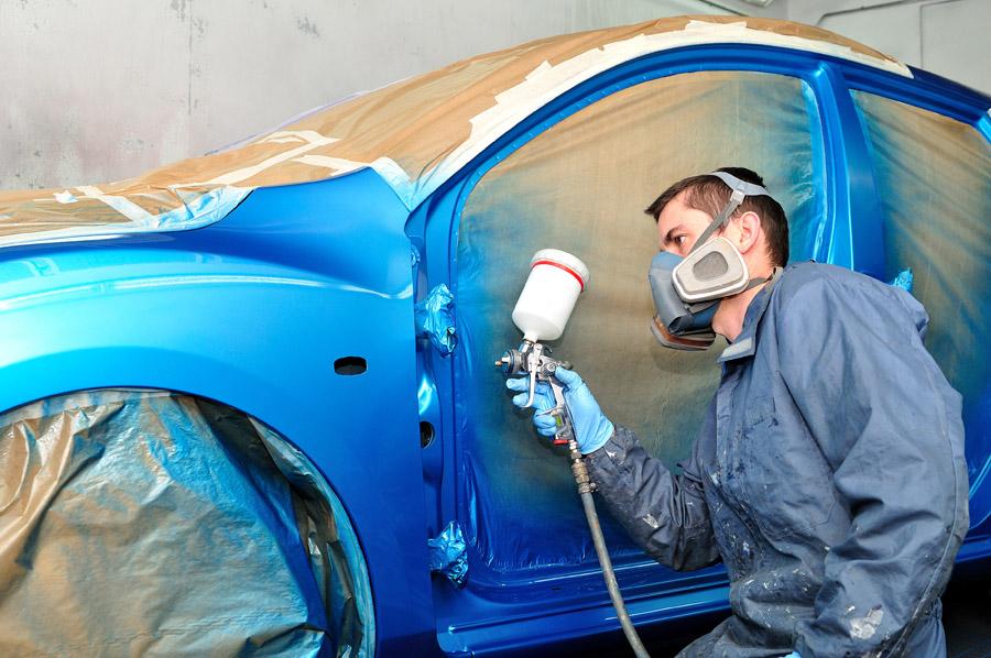 Покраска авто в Новороссийске,кузовной ремонт Новороссийск   фото 1 из 1