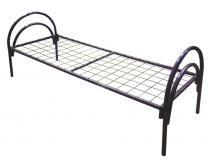 Металлические трехъярусные кровати
