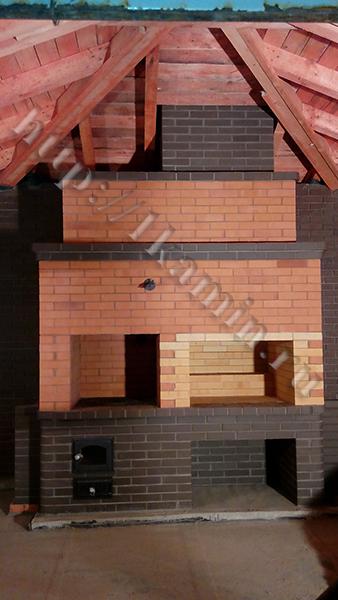 строительство каминопечей. барбекю комплексов | фото 1 из 2