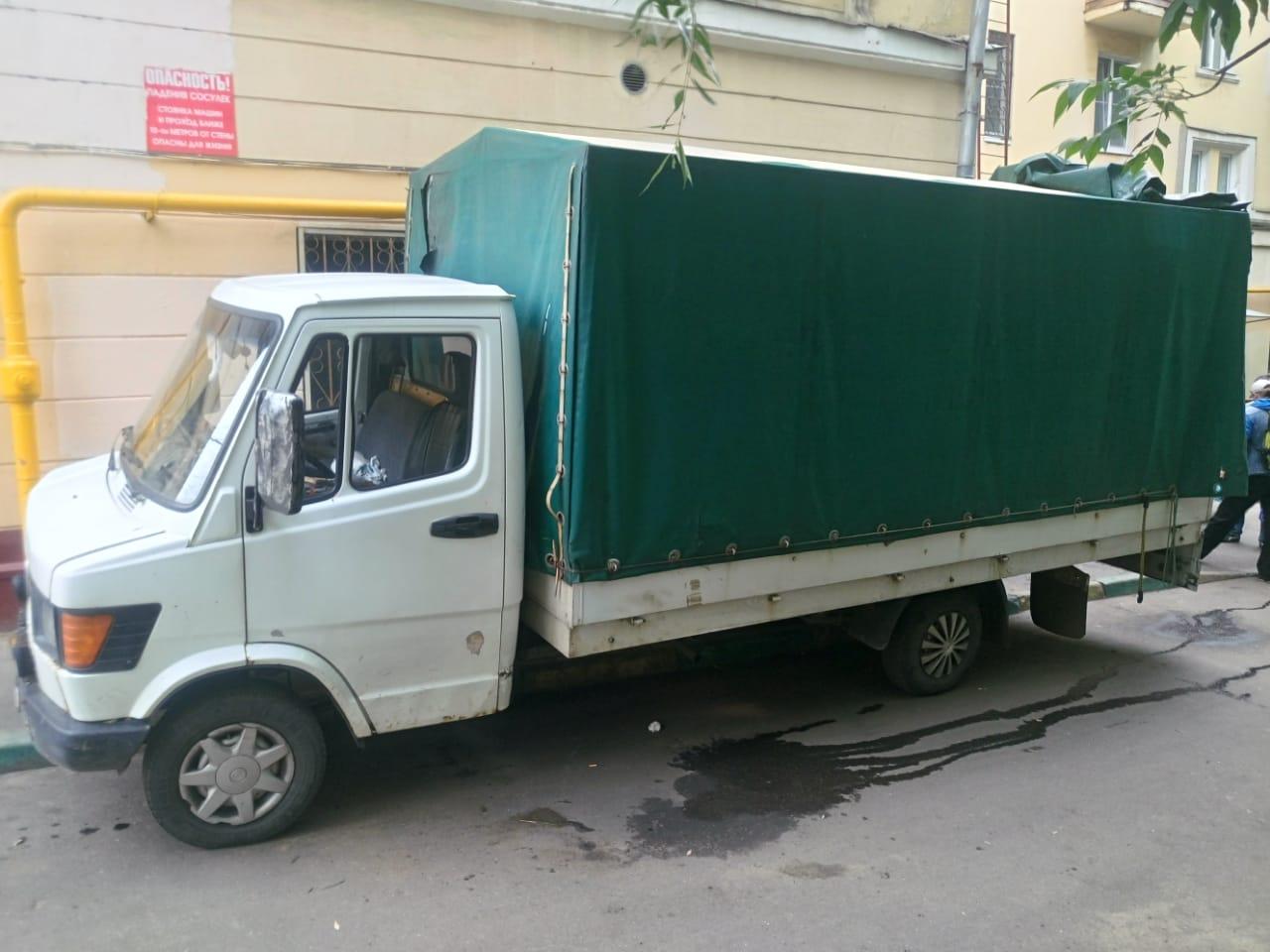Грузоперевозки по Москве и Мос. Обл. | фото 1 из 3