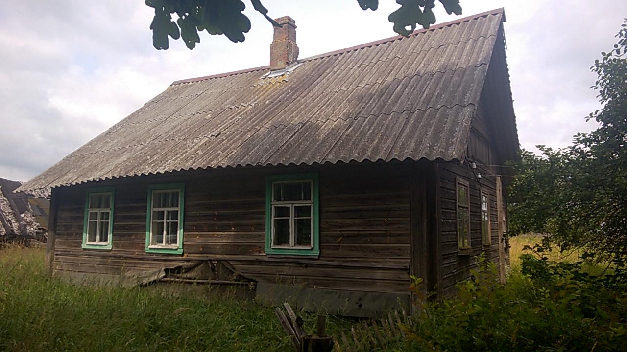 Отдельно стоящий домик с баней, 90 соток земли  | фото 1 из 6