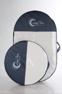 Упаковка для текстильных изделий из ПВХ, ПВД, Спанбонда