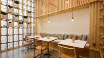 Любые решения из дерева для ресторанов, баров, кафе. | фото 3 из 6
