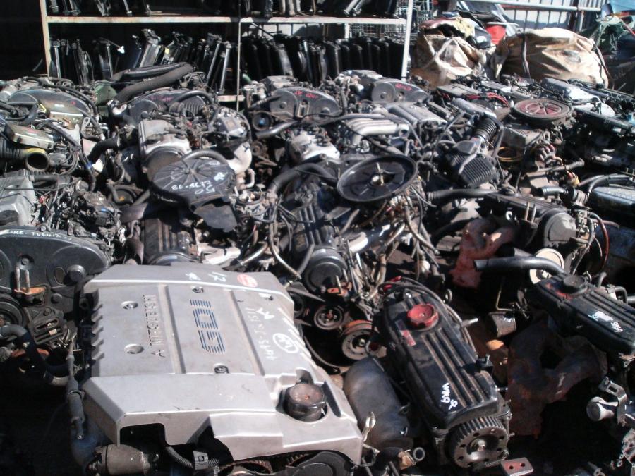Продаем контрактные двигатели в Новороссийске | фото 1 из 1