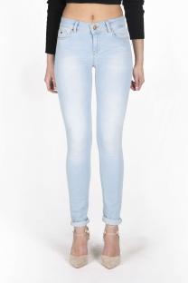 Джинсы Оптом в Стамбуле Blue White Jeans   фото 4 из 6