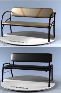 Мягкие скамьи, банкетки и диванчики. | фото 4 из 6