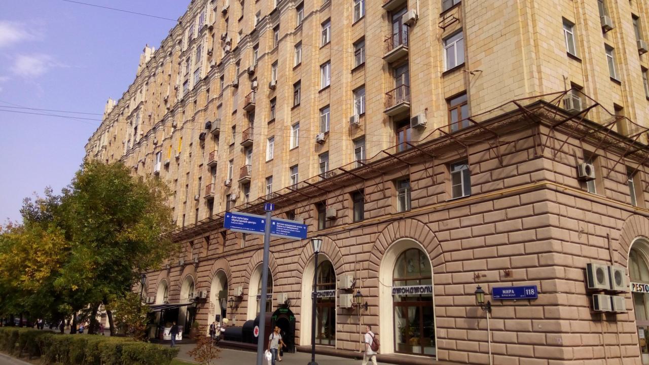 Аренда ПСН м. Алексеевская 3 мин. пешком    фото 1 из 6