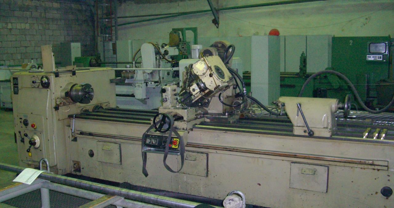 Зубошлицефрезерный станок heckert zfwvg 250 | фото 1 из 1