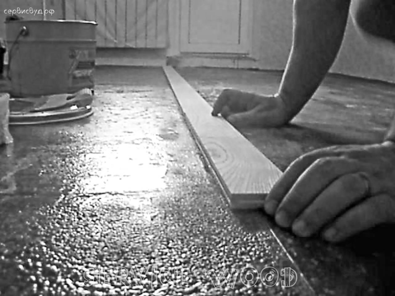 Укладка ламината в вашей квартире | фото 1 из 3