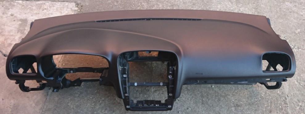Перетяжка торпеды автомобиля    фото 1 из 4
