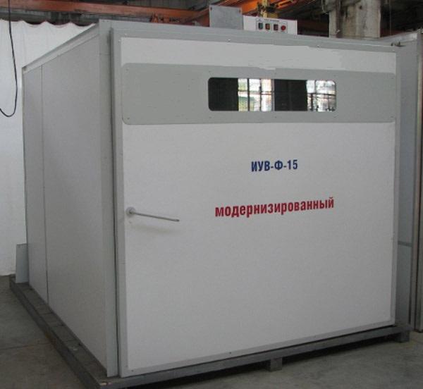 Инкубатор универсальный выводной ИУВ-Ф-15  | фото 1 из 1
