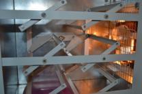 Домашний инкубатор на 120 куриных яиц ИПХ-12   фото 2 из 3