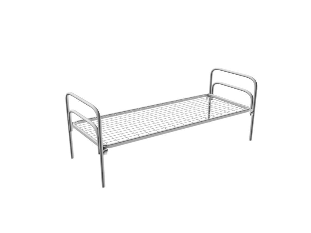 Продаем оптом надежные, крепкие кровати металлические | фото 1 из 6
