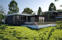 уютный дом построенный по современным технологиям | фото 2 из 3