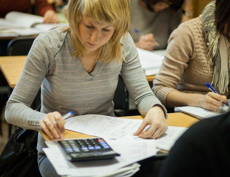 Обучение бухгалтерии. | фото 1 из 1