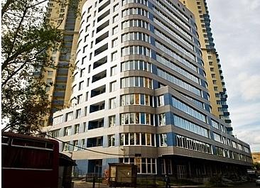 Сдается офис в БЦ ЭКО 227 кв.м  м. Семеновская | фото 1 из 5