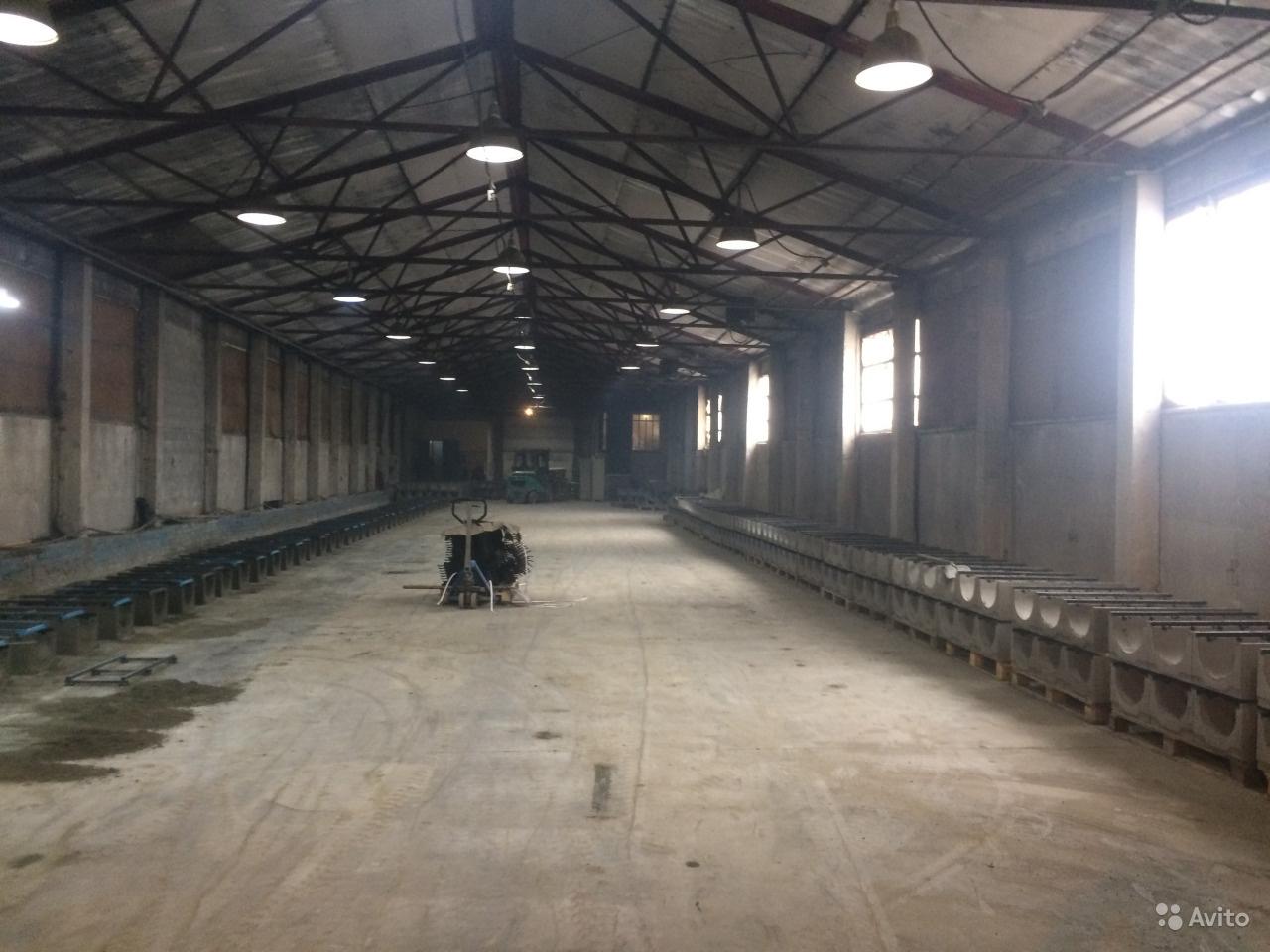 Складские или производственные помещения 180 руб за кв.м.   фото 1 из 6