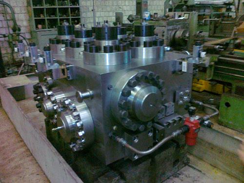 Изготовление производственного оборудования    фото 1 из 3