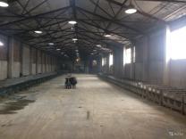 Складские или производственные помещения 180 руб за кв.м.