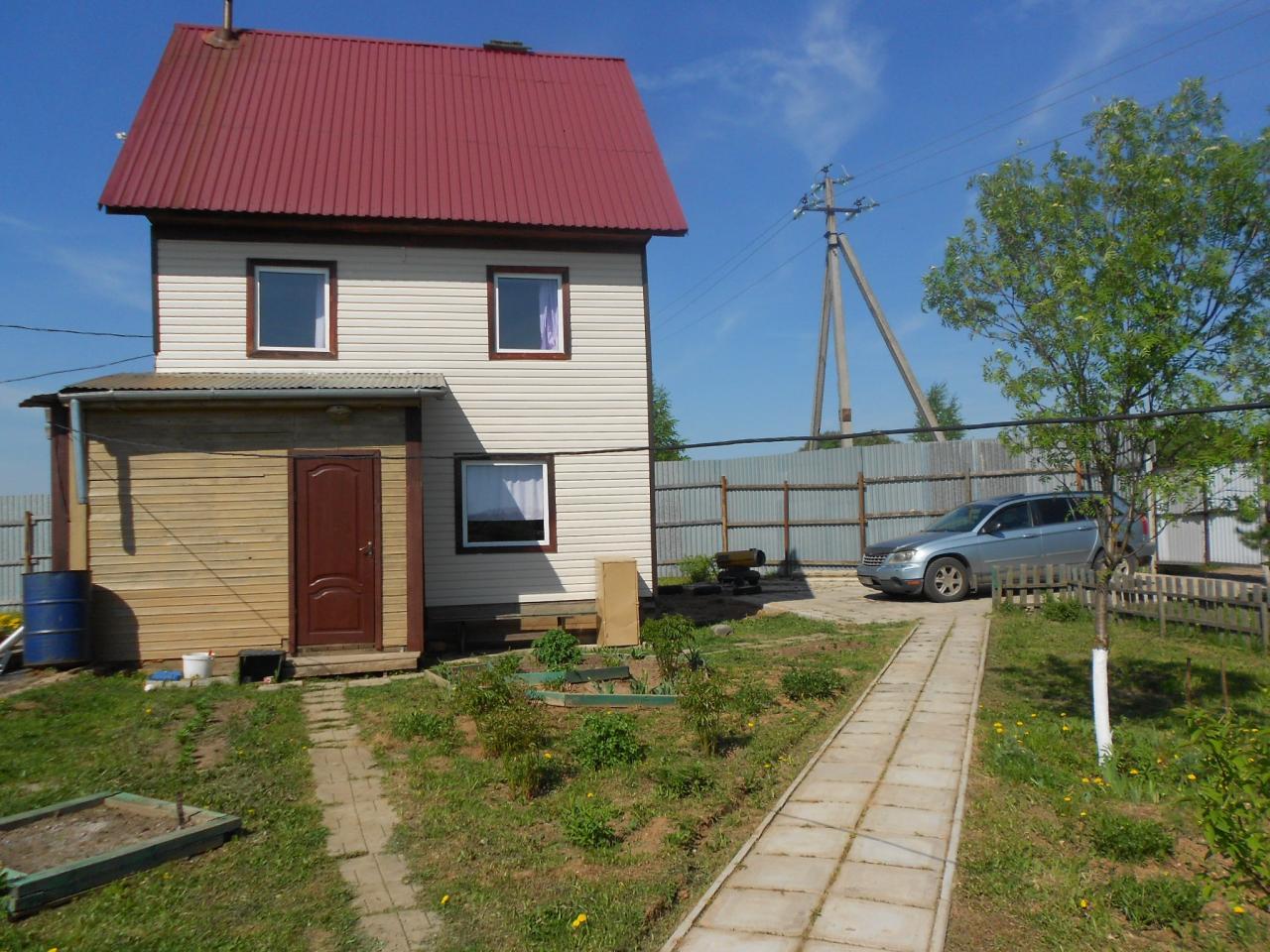 Продам дом в д. Запольское, Сергиево Посадского района.  | фото 1 из 3
