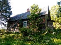 Жилой дом хуторного типа на вершине большого холма, 1 Га. земли  | фото 3 из 5