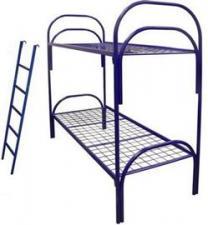 Металлические кровати, кровати двухъярусные