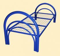Мебель для рабочих, кровати металлические для детского сада | фото 3 из 6