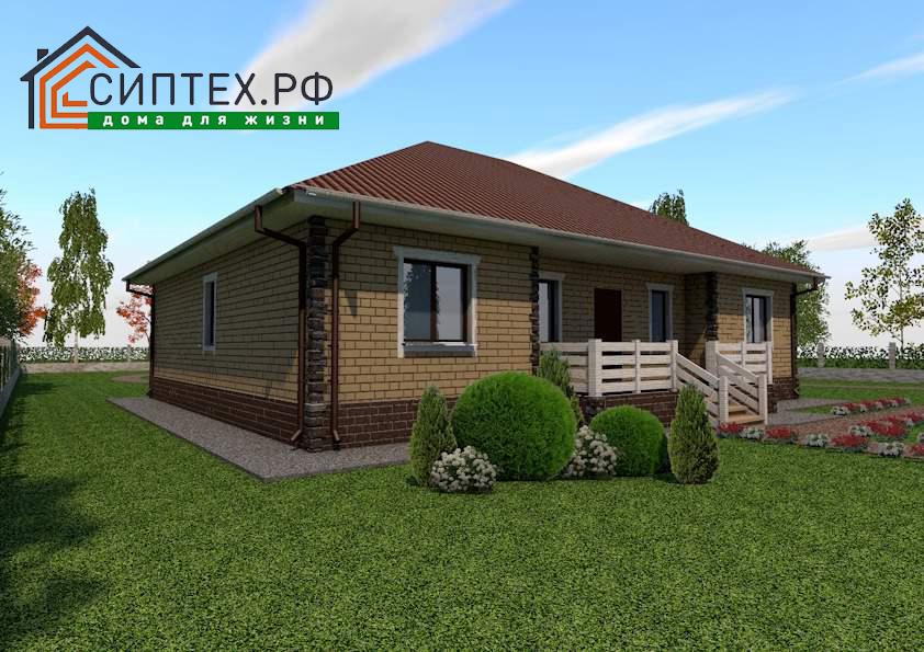 Строительство домов из СИП панелей | фото 1 из 3