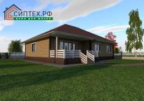 Строительство домов из СИП панелей | фото 2 из 3
