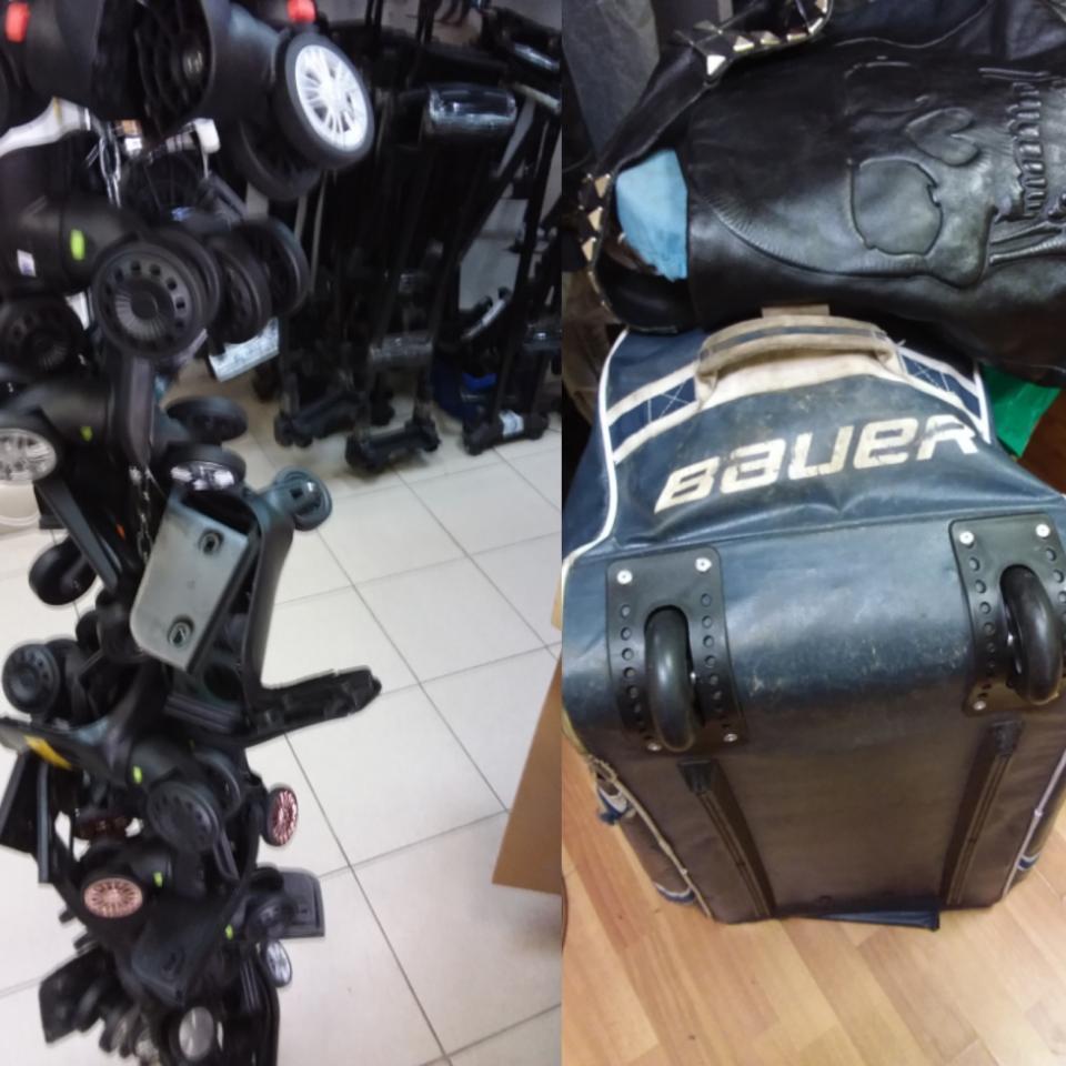 Экспресс ремонт сумок,  чемоданов любой сложности    фото 1 из 4
